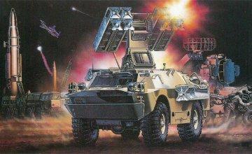 SA-9 Gaskin · DR 3515 ·  Dragon · 1:35