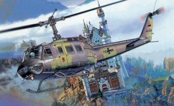 UH-1H Heer · DR 3542 ·  Dragon · 1:35