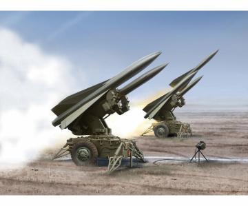 MIM-23 HAWK M192 Anti-Aircraft Missle · DR 3580 ·  Dragon · 1:35
