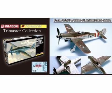 Focke-Wulf Fw190D-9 Langnasen-Dora · DR 5575 ·  Dragon · 1:48