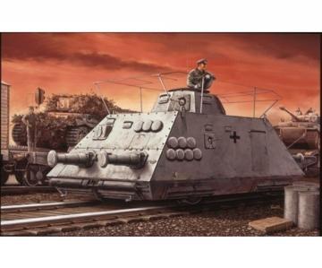 Schwerer Panzerspähwagen (Kommando) · DR 6071 ·  Dragon · 1:35