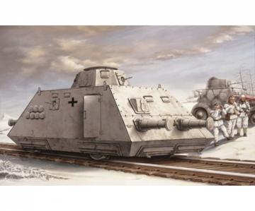 Schwerer Panzerspähwagen (Infanterie) · DR 6072 ·  Dragon · 1:35
