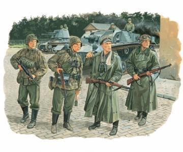 Panzermeyer, LSSAH Division Mariupol · DR 6116 ·  Dragon · 1:35