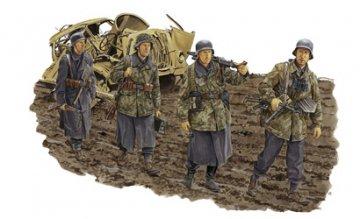Infantry, HG Division · DR 6158 ·  Dragon · 1:35