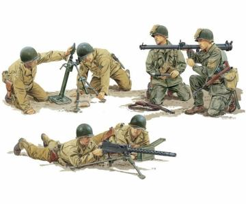 US Army Support Weapon Teams · DR 6198 ·  Dragon · 1:35