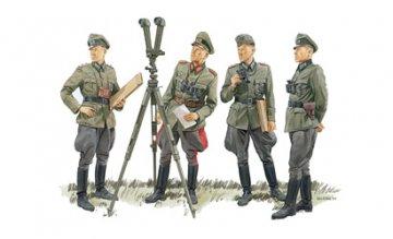 German Commando STAFF · DR 6213 ·  Dragon · 1:35