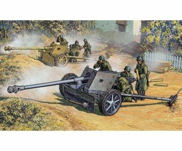 7.5cm PAK 40 w/Heer Gun Crew (WA) · DR 6249 ·  Dragon · 1:35