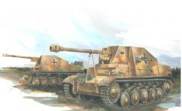 Sd.Kfz.131 Panzerjäger II für Pak40/2 `Marder II` · DR 6262 ·  Dragon · 1:35