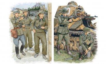 Blitzkrieg in the West (Frankreich 1940) · DR 6347 ·  Dragon · 1:35