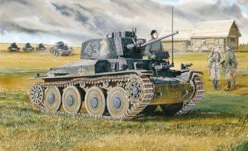 Pz.KPFW.38(T) Ausf.E/F (Smart Kit) · DR 6434 ·  Dragon · 1:35
