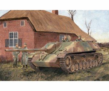 Jagdpanzer IV L/70(V) · DR 6498 ·  Dragon · 1:35