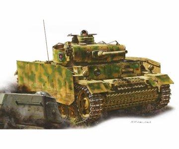 Pz.Kpfw.III Ausf.M Kursk 1943 · DR 6521 ·  Dragon · 1:35