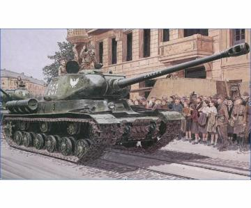 JS-2 Stalin II+ Sov.Inf.Tank Riders · DR 6537 ·  Dragon · 1:35