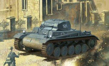PZ.KPFW.II Ausf. B · DR 6572 ·  Dragon · 1:35