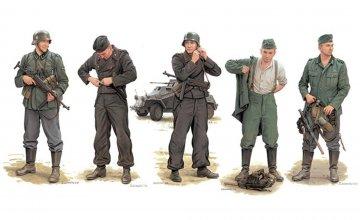 German Warriors (1940-41) · DR 6574 ·  Dragon · 1:35