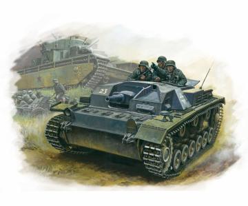 StuG.III Ausf.B (Neo Smart Kit) · DR 6638 ·  Dragon · 1:35
