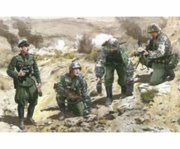 LAH Division Kleisoura Pass 1941 · DR 6643 ·  Dragon · 1:35
