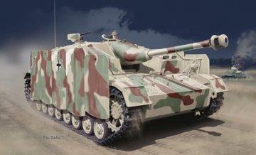 SD.KFZ.167 STUG. IV Last Production · DR 6647 ·  Dragon · 1:35