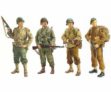 Allied Force Eto 1944 · DR 6653 ·  Dragon · 1:35