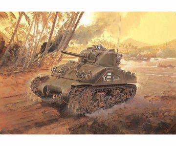 M4 Sherman Composite Hull PTO · DR 6740 ·  Dragon · 1:35