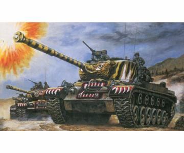 M-46 Patton · DR 6805 ·  Dragon · 1:35