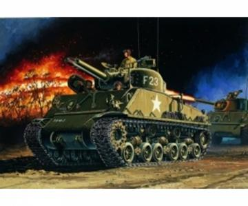 M4A3 HVSS POA-CWS-H5 Flamethrower · DR 6807 ·  Dragon · 1:35