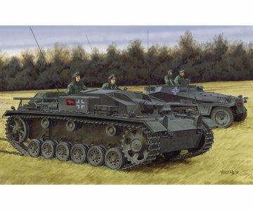 StuG.III Ausf.E · DR 6818 ·  Dragon · 1:35