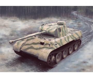 Panther Ausf. D V2 · DR 6822 ·  Dragon · 1:35