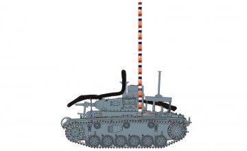 Pz.Kpfw.III (3.7cm)(T) Ausf.F · DR 6877 ·  Dragon · 1:35