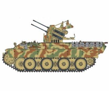 Flak Panther Ausf.D s.Pz.Jg.Abt.653 · DR 6899 ·  Dragon · 1:35