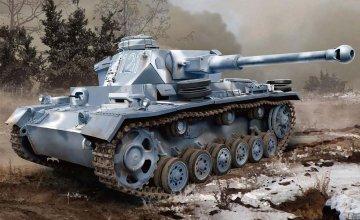 Pz.Kpfw.III Ausf.K · DR 6903 ·  Dragon · 1:35