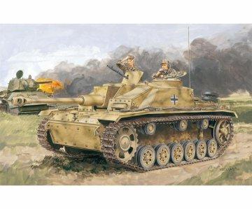 StuG.III Ausf.G Early Prod.Kursk´43 · DR 6927 ·  Dragon · 1:35