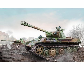 Panther Ausf.G Late Production · DR 6941 ·  Dragon · 1:35