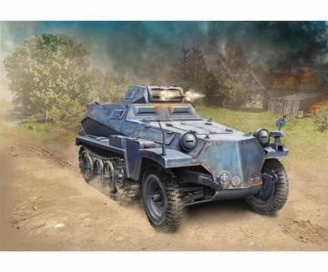 Sd.Kfz.253 w/ Panzer I Turret - SmartKit · DR 6952 ·  Dragon · 1:35