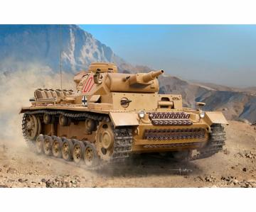 Kpfw.III Ausf.N - s.Pz.Abt.501 Tunisia · DR 6956 ·  Dragon · 1:35