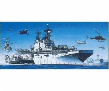 U.S.S. Saipan · DR 7009 ·  Dragon · 1:700