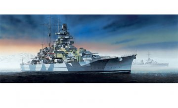 Tirpitz · DR 7081 ·  Dragon · 1:700