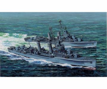 USS Laffey DD-459 1942 (Smart Kit) · DR 7086 ·  Dragon · 1:700