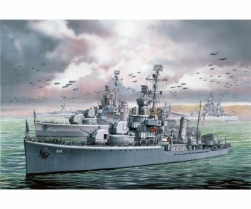 USS Buchanan DD-484 (Smart Kit) · DR 7089 ·  Dragon · 1:700