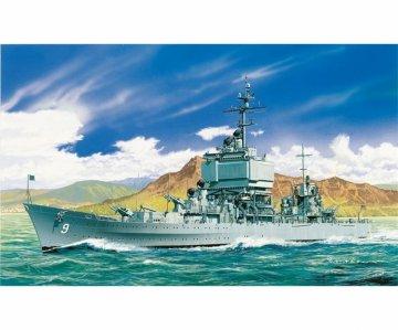 USS Long Beach CGN 9 · DR 7091 ·  Dragon · 1:700