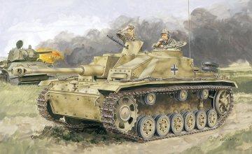 StuG.III Ausf.G Early Production · DR 7283 ·  Dragon · 1:72