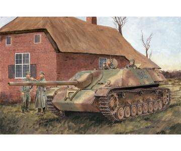 Jagdpanzer IV L/70 Late Production · DR 7293 ·  Dragon · 1:72