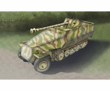 Sd.Kfz.251/22 Ausf.D m.7.5cm PaK 40 · DR 7351 ·  Dragon · 1:72