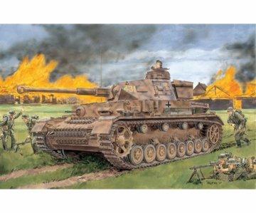 PZ.Kpfw.IV Ausf. F2 (G) · DR 7359 ·  Dragon · 1:72