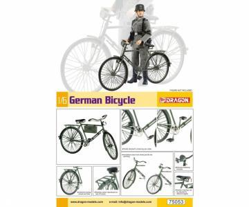 German Bicycle · DR 75053 ·  Dragon · 1:6