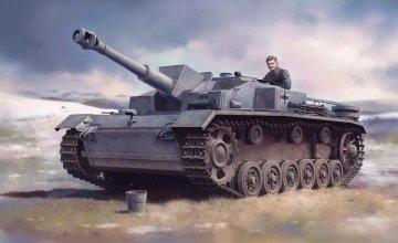 Sturmhaubitze 42 Ausf.E/F 10,5cm · DR 7561 ·  Dragon · 1:72