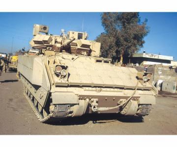 M2A3 Bradley · DR 7623 ·  Dragon · 1:72
