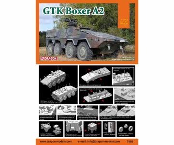 GTK Boxer A2 · DR 7680 ·  Dragon · 1:72