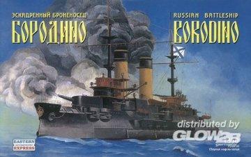 Russisches Schlachtschiff Borodino · EAS 41001 ·  Eastern Express · 1:350