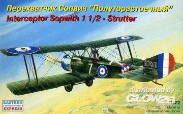 Sopwith Strutter Nachtjäger · EAS 72157 ·  Eastern Express · 1:72